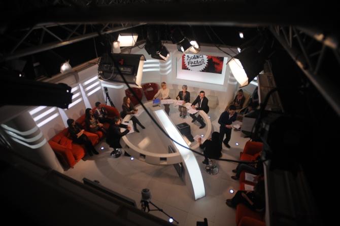 Studio TV / webTV à Paris